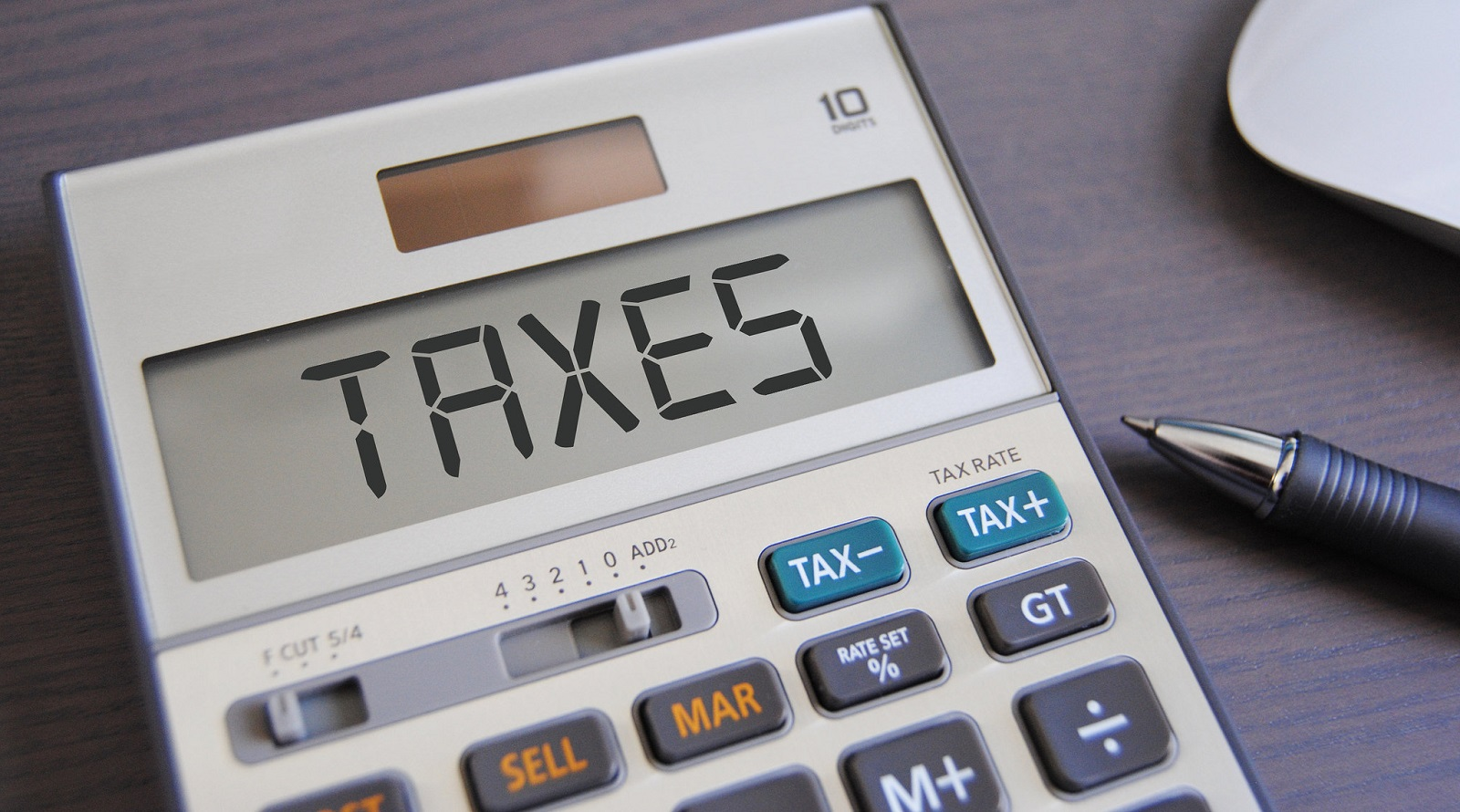 Common Small Business Taxes in the UK