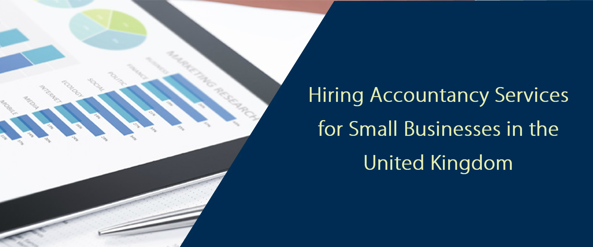 Hiring Accountancy Services for Small Businesses in the United Kingdom