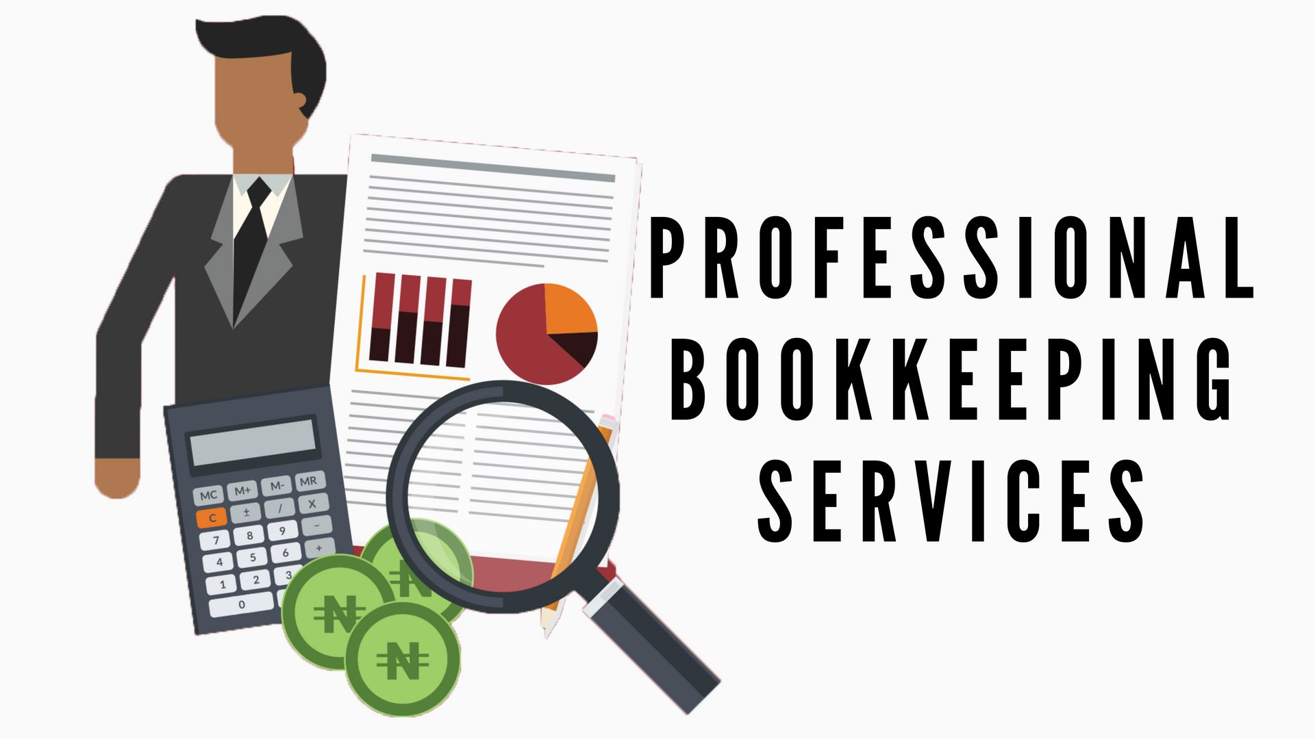 Importance of Professional Bookkeeping Services for Your Small Business